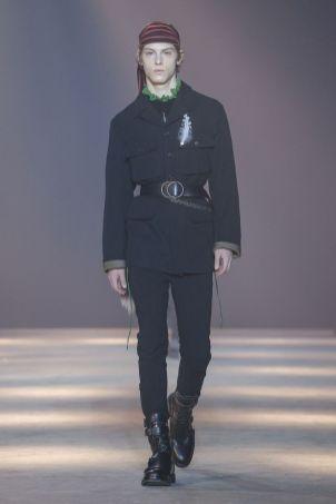 Ann Demeulemeester Menswear Fall Winter 2019 Paris36
