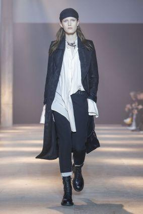 Ann Demeulemeester Menswear Fall Winter 2019 Paris6