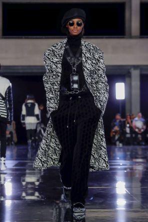 Balmain Homme Menswear Fall Winter 2019 Paris13