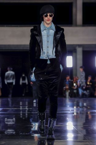 Balmain Homme Menswear Fall Winter 2019 Paris18