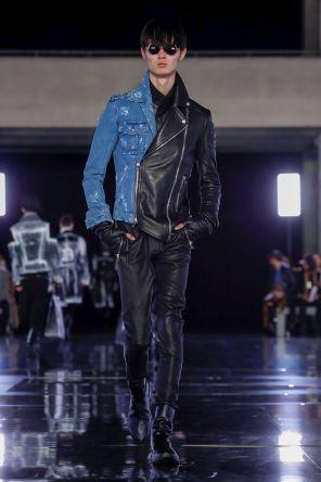 Balmain Homme Menswear Fall Winter 2019 Paris20