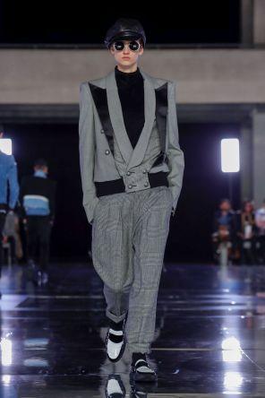 Balmain Homme Menswear Fall Winter 2019 Paris22