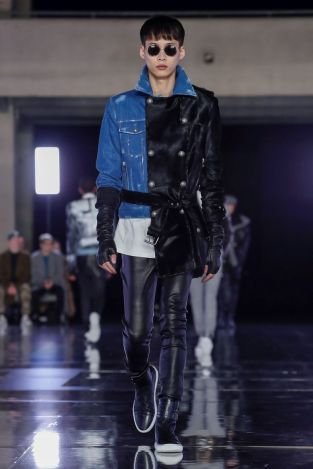 Balmain Homme Menswear Fall Winter 2019 Paris25