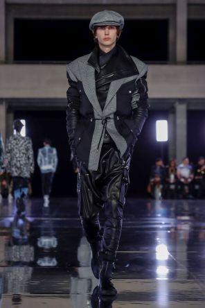 Balmain Homme Menswear Fall Winter 2019 Paris26