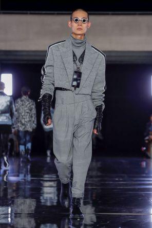 Balmain Homme Menswear Fall Winter 2019 Paris28
