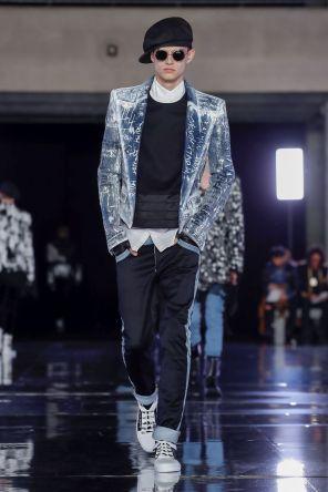 Balmain Homme Menswear Fall Winter 2019 Paris31