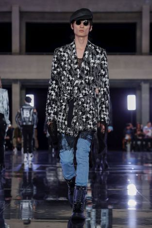 Balmain Homme Menswear Fall Winter 2019 Paris34