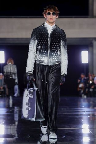 Balmain Homme Menswear Fall Winter 2019 Paris35
