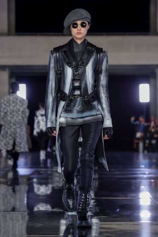 Balmain Homme Menswear Fall Winter 2019 Paris40