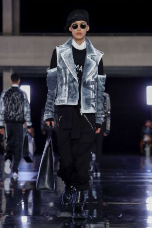 Balmain Homme Menswear Fall Winter 2019 Paris42