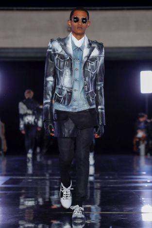 Balmain Homme Menswear Fall Winter 2019 Paris43