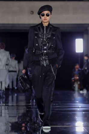 Balmain Homme Menswear Fall Winter 2019 Paris45