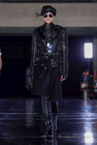 Balmain Homme Menswear Fall Winter 2019 Paris52