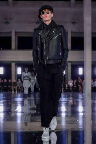 Balmain Homme Menswear Fall Winter 2019 Paris55