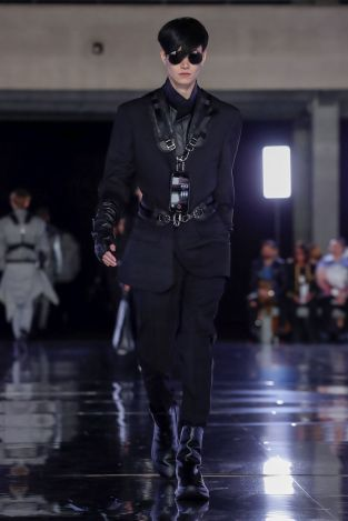 Balmain Homme Menswear Fall Winter 2019 Paris57
