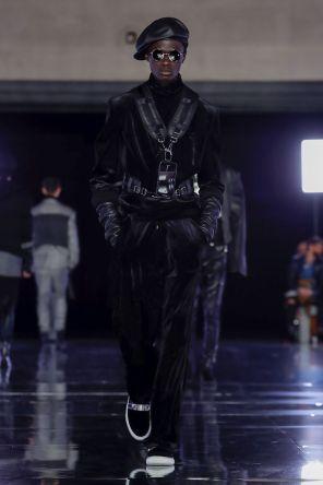 Balmain Homme Menswear Fall Winter 2019 Paris58