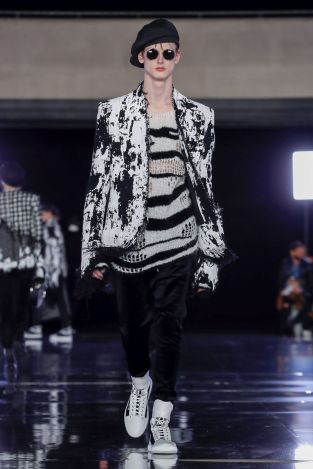 Balmain Homme Menswear Fall Winter 2019 Paris8