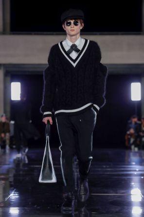 Balmain Homme Menswear Fall Winter 2019 Paris80