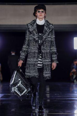 Balmain Homme Menswear Fall Winter 2019 Paris86