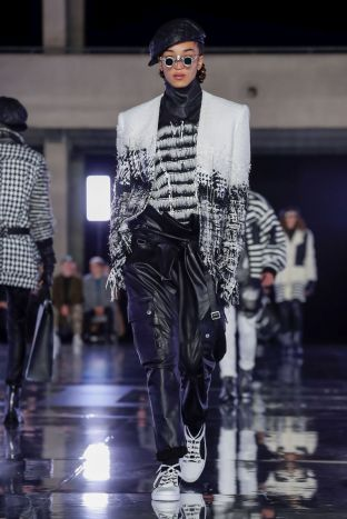 Balmain Homme Menswear Fall Winter 2019 Paris87