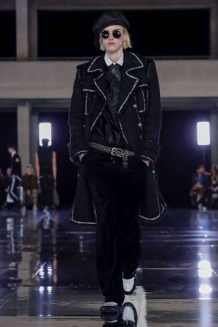 Balmain Homme Menswear Fall Winter 2019 Paris91
