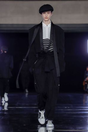 Balmain Homme Menswear Fall Winter 2019 Paris94