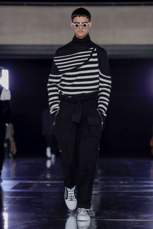 Balmain Homme Menswear Fall Winter 2019 Paris96