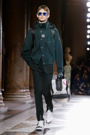 Berluti Menswear Fall Winter 2019 Paris15