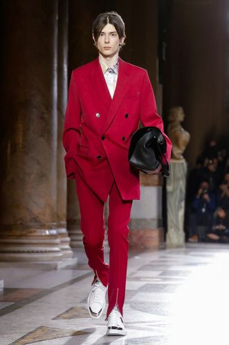 Berluti Menswear Fall Winter 2019 Paris44