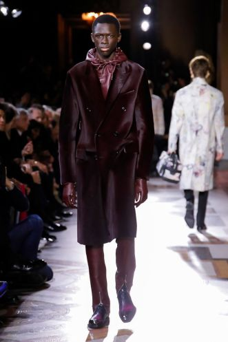 Berluti Menswear Fall Winter 2019 Paris48