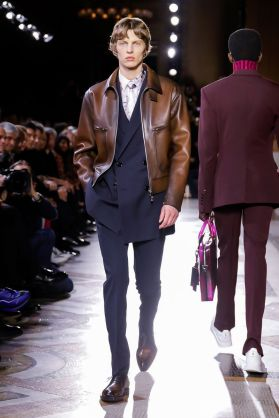 Berluti Menswear Fall Winter 2019 Paris7