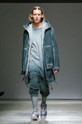 Boris Bidjan Saberi Menswear Fall Winter 2019 Paris10