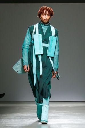 Boris Bidjan Saberi Menswear Fall Winter 2019 Paris12