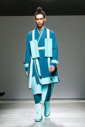 Boris Bidjan Saberi Menswear Fall Winter 2019 Paris14