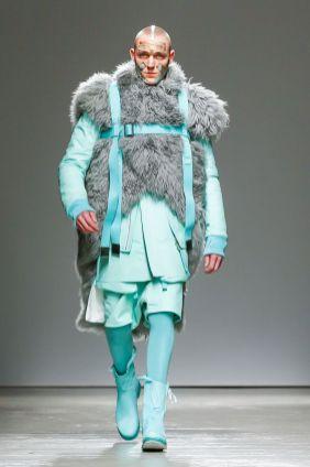 Boris Bidjan Saberi Menswear Fall Winter 2019 Paris9