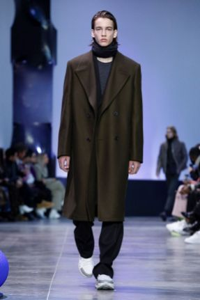 Cerruti 1881 Menswear Fall Winter 2019 Paris13