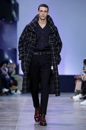 Cerruti 1881 Menswear Fall Winter 2019 Paris15