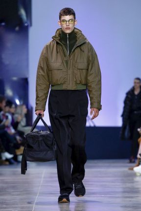 Cerruti 1881 Menswear Fall Winter 2019 Paris23