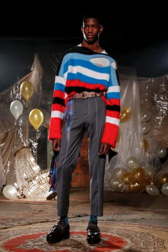 Charles Jeffrey LOVERBOY Fall Winter 2019 London29
