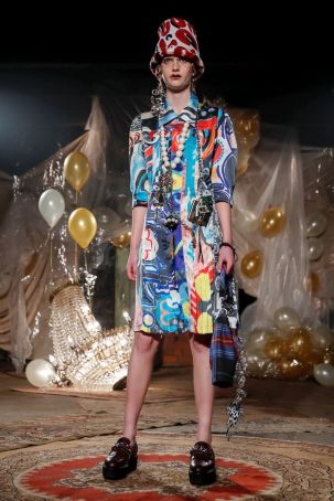 Charles Jeffrey LOVERBOY Fall Winter 2019 London4