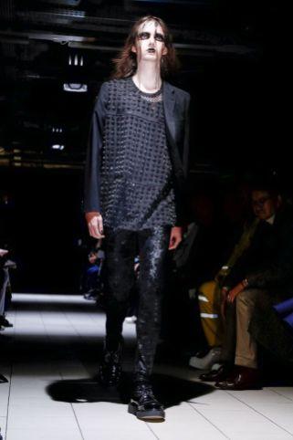 Comme des Garçons Homme Plus Menswear Fall Winter 2019 Paris1
