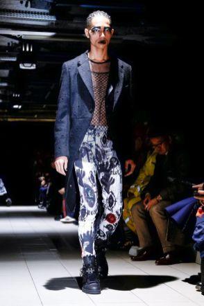 Comme des Garçons Homme Plus Menswear Fall Winter 2019 Paris26