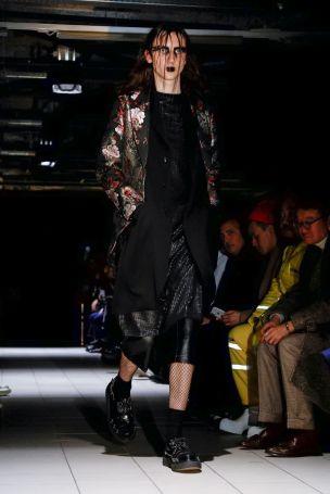 Comme des Garçons Homme Plus Menswear Fall Winter 2019 Paris8