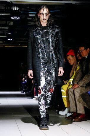 Comme des Garçons Homme Plus Menswear Fall Winter 2019 Paris9