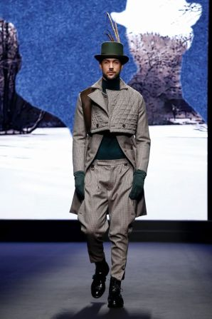 Daks Men & Women Fall Winter 2019 Milan16