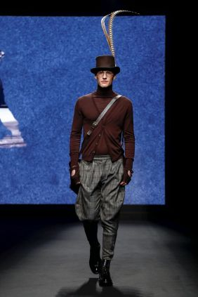 Daks Men & Women Fall Winter 2019 Milan8