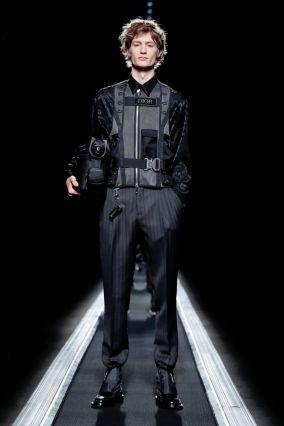 Dior Homme Menswear Fall Winter 2019 Paris5