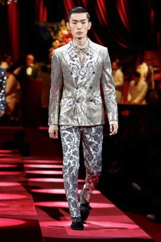 Dolce & Gabbana Menswear Fall Winter 2019 Milan100