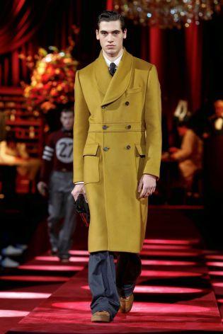 Dolce & Gabbana Menswear Fall Winter 2019 Milan102