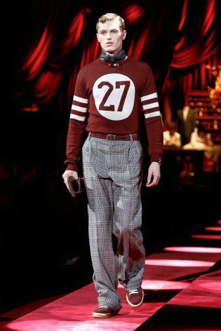 Dolce & Gabbana Menswear Fall Winter 2019 Milan104